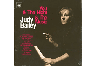 Judy Bailey - You & The Night & The Music - (Vinyl)