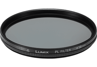 PANASONIC DMW-LPL58GU, Polarisations-Filter, 58 mm