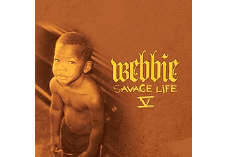 Webbie - Savage Life V (CD)