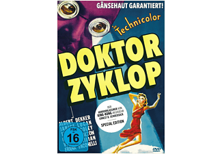 Dr. Zyklop - (DVD)