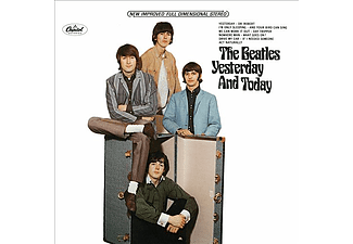 The Beatles - Yesterday and Today - Limited Edition (CD)