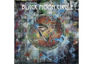 Black Moon Circle - Sea Of Clouds (Black Vinyl+Cd) - (LP + Bonus-CD)