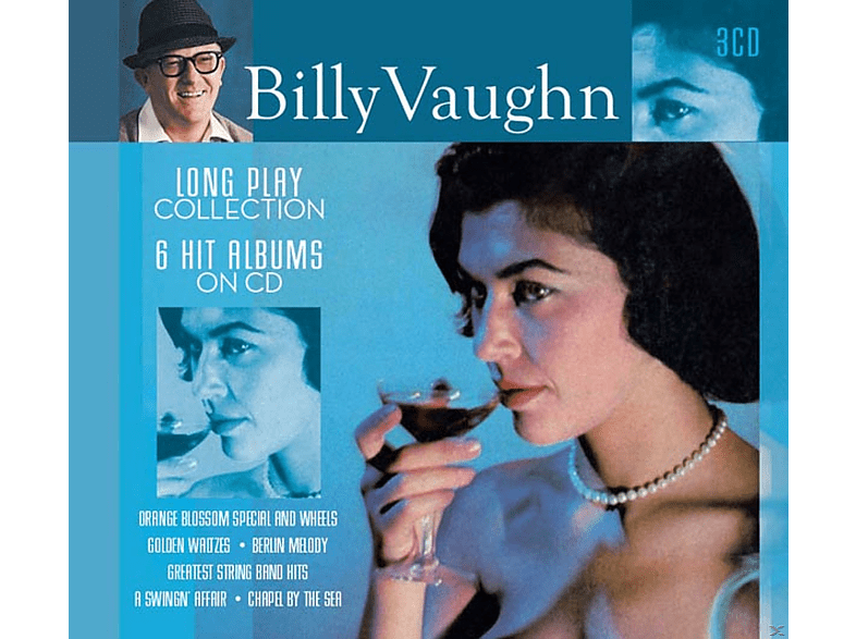 Billy Vaughn - Long Play Collection [CD]