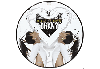 Dhany - Miles Of Love - (Vinyl)