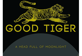 Good Tiger - A Head Full Of Moonlight [CD]