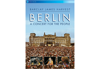 Barclay James Harvest - Berlin-A Concert For The People - (DVD)