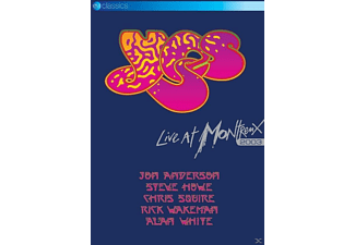 Yes - Live At Montreux 2003 [DVD]