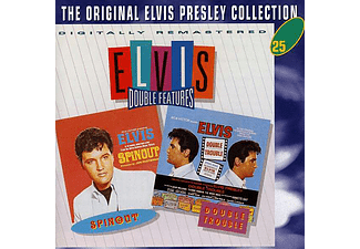 Elvis Presley - Spinout / Double Trouble (CD)