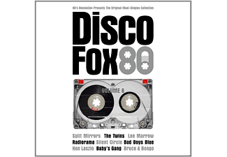 VARIOUS - Disco Fox 80 Vol.6-The Orig [CD]