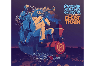 Pannónia Allstars Ska Orchestra - Ghost Train - (CD)