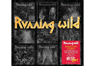 Running Wild - Riding The Storm-Very Best Of The Noise Years - (CD)