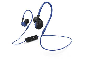 HAMA Clip-On Active BT, In-ear Headset, Bluetooth, Schwarz