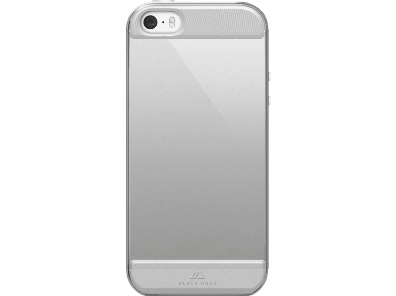 BLACK ROCK Air Case , Backcover, Apple, iPhone 5, iPhone 5s, iPhone SE, Kunststoff, Polycarbonat, Thermoplastisches Polyurethan, Transparent