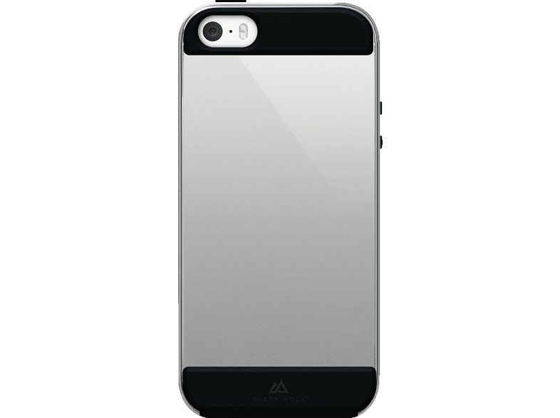 BLACK ROCK Air Case , Backcover, Apple, iPhone 5, iPhone 5s, iPhone SE, Kunststoff, Polycarbonat, Thermoplastisches Polyurethan, Schwarz