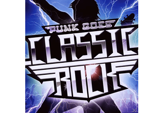 VARIOUS - Punk Goes Classic Rock - (CD)