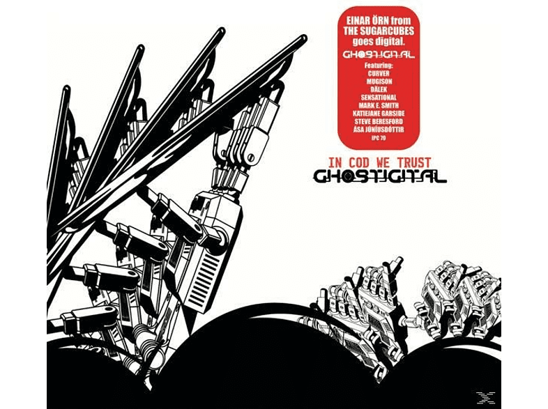 Ghostigital - In Cod We Trust [CD]