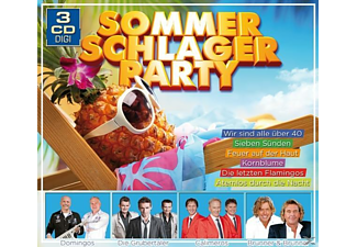 VARIOUS - Sommer Schlager Party - (CD)