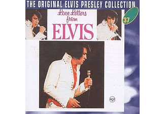Elvis Presley - Love Letters from Elvis (CD)