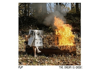 Pup - The Dream Is Over - (LP + Download)