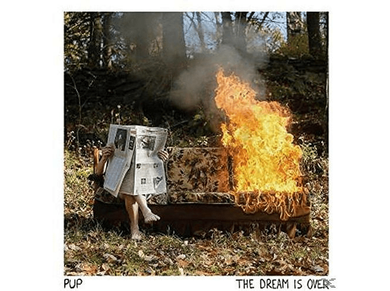 Pup - The Dream Is Over [LP + Download]