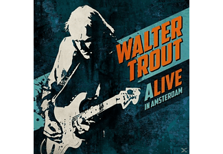 Walter Trout - ALIVE In Amsterdam - (CD)