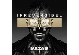 Nazar - Irreversibel (Fan Edition/+ Fahne/+ T-Shirt/Sticker/Post) [CD + DVD Video]