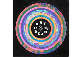 VARIOUS - Day Of The Dead-Red Hot Compilation-5cd Box - (CD)