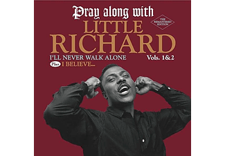 Little Richard - Pray Along with Little Richard Vol.1&2 (CD)