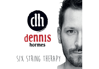 Dennis Hormes - Six String Therapy - (CD)