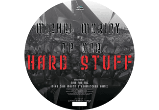 MICHEL VS.TP Moriny, MICHEL MORINY VS. TP ONE - Hard Stuff - (Vinyl)