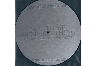 Real Thing,The Vs.Deezer,Daren - You To Me Are Everything - (Vinyl)