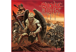 Suicidal Angels - Division Of Blood - (CD)