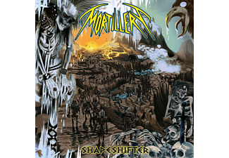 Mortillery - Shapeshifter (Ltd.Edt.) - (CD)