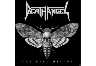 Death Angel - The Evil Divide - (CD)