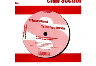 Dj Freaky Baresi - To The Top-Elevator - (Vinyl)