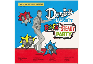 VARIOUS - Rock Steady Party - (Vinyl)