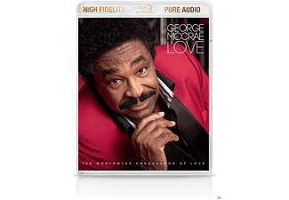 George McCrae - LOVE (Blu-Ray Audio) - (Blu-ray Audio)