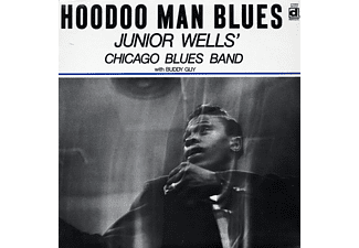 Junior Wells Chicago Blues Band - Hoodoo Man Blues - (Vinyl)