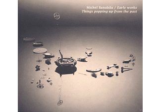 Michel Banabila - Things Popping Up From The Past - (CD)
