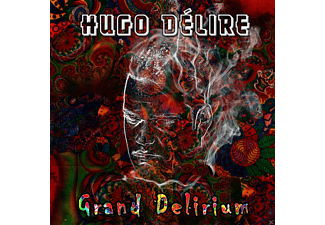 Hugo Délire - Grand Delirium (LP+MP3) - (LP + Download)