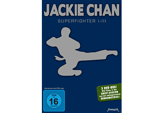 Jackie Chan - Superfighter 1 - 3 - Super Pack - (DVD)