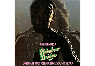 Jimi Hendrix - Rainbow Bridge - Original Motion Picture Soundtrack (Vinyl LP (nagylemez))