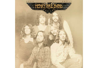 Henry -band- Paul - Grey Ghost (Lim.Collectors Edition) [CD]