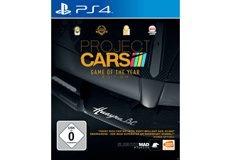 Project CARS - Game of the Year Edition - PlayStation 4