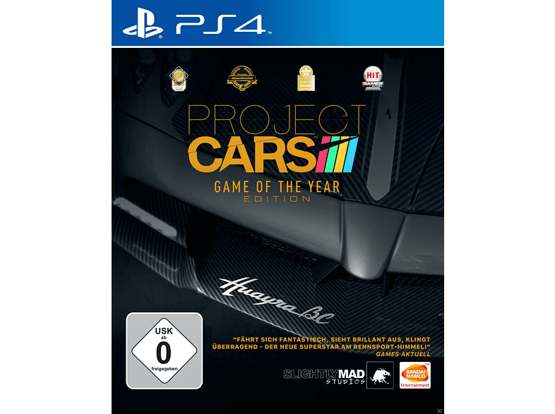 project cars - game of the year edition für playstation 4 online