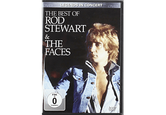 Rod Stewart & The Faces - The Best Of - (DVD)