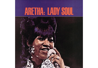 Aretha Franklin - Lady Soul (CD)