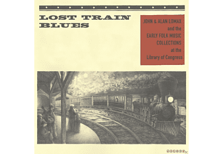 VARIOUS - Lost Train Blues - (Vinyl)