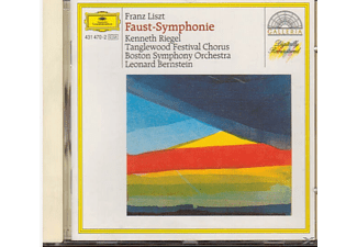 Kenneth Riegel, Boston Symphony Orchestra, Tanglewood Festival Chorus - Faust Symphonie (Sinfonia) - (CD)