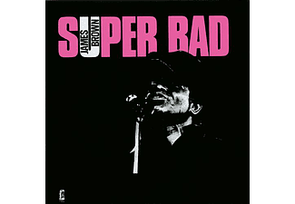 James Brown - Super Bad (Vinyl LP (nagylemez))